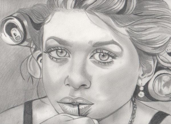 Ashley Olsen by fabdulogie